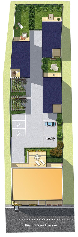 CIM Promotion - Résidence Le Jardin de Gaïa
